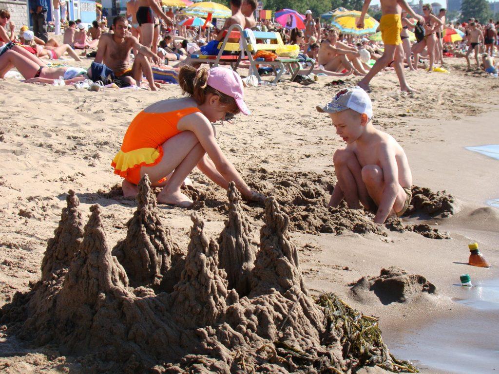deca, letovanje, odmor, more, za ili protiv, grcka