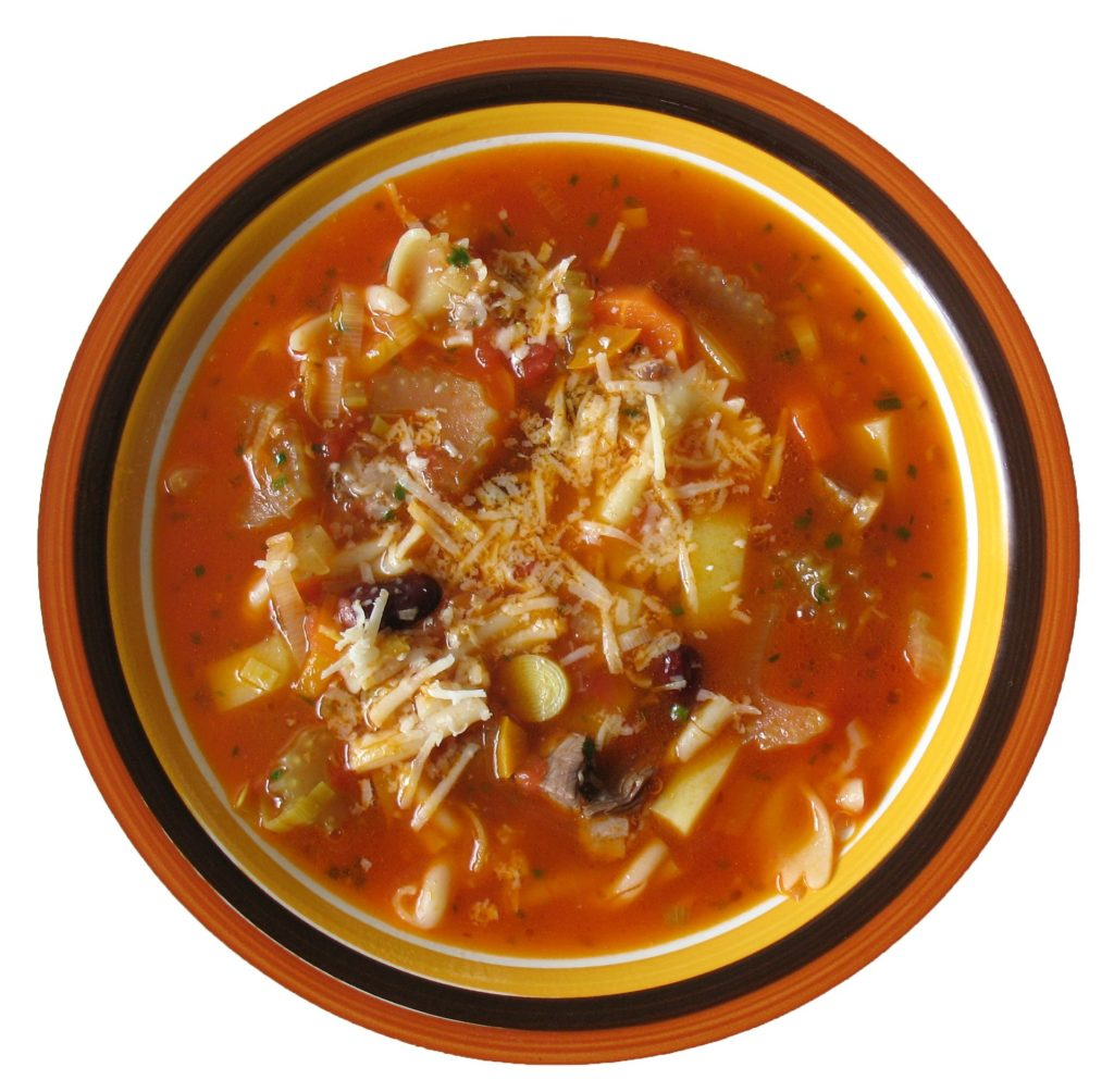 kuhinja na malti, supa, specijaliteti
